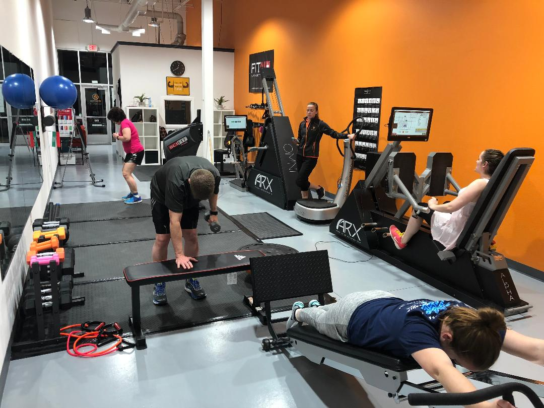 2Perform Fitness Group Training