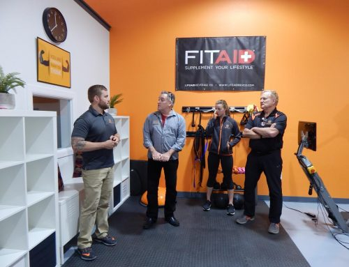 2Perform Fitness Chamber of Commerce Ribbon Cutting